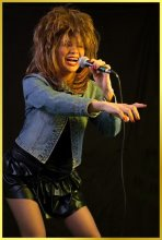 Tina Turner Double